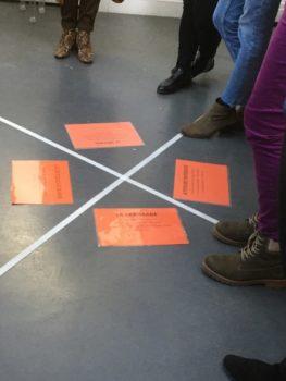 Atelier «Communication & Performance: Osez! »